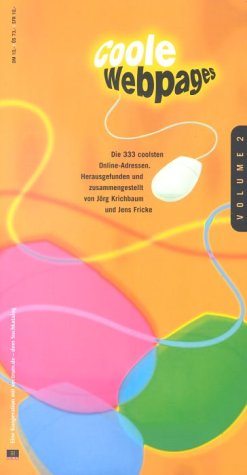 Jörg, Krichbaum: Coole Websites