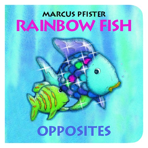 Rainbow fish - opposites.