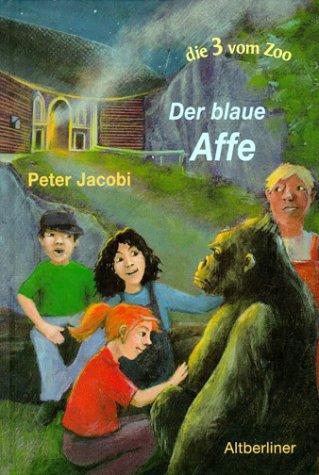 Der blaue Affe.