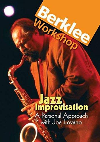 Lovano, Joe und Joe Lovano: Joe Lovano Jazz Improvisation Auflage: UK Import
