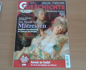 Metzger, Dr. Franz: G/Geschichte Menschen, Ereignisse, Epochen: Ausgabe 7/2009