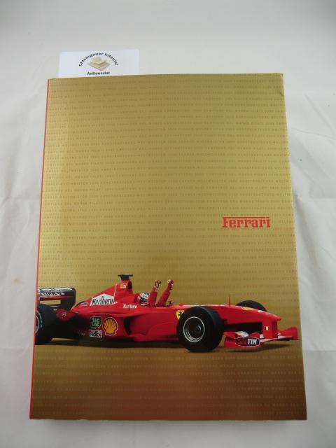 2000, Ferrari