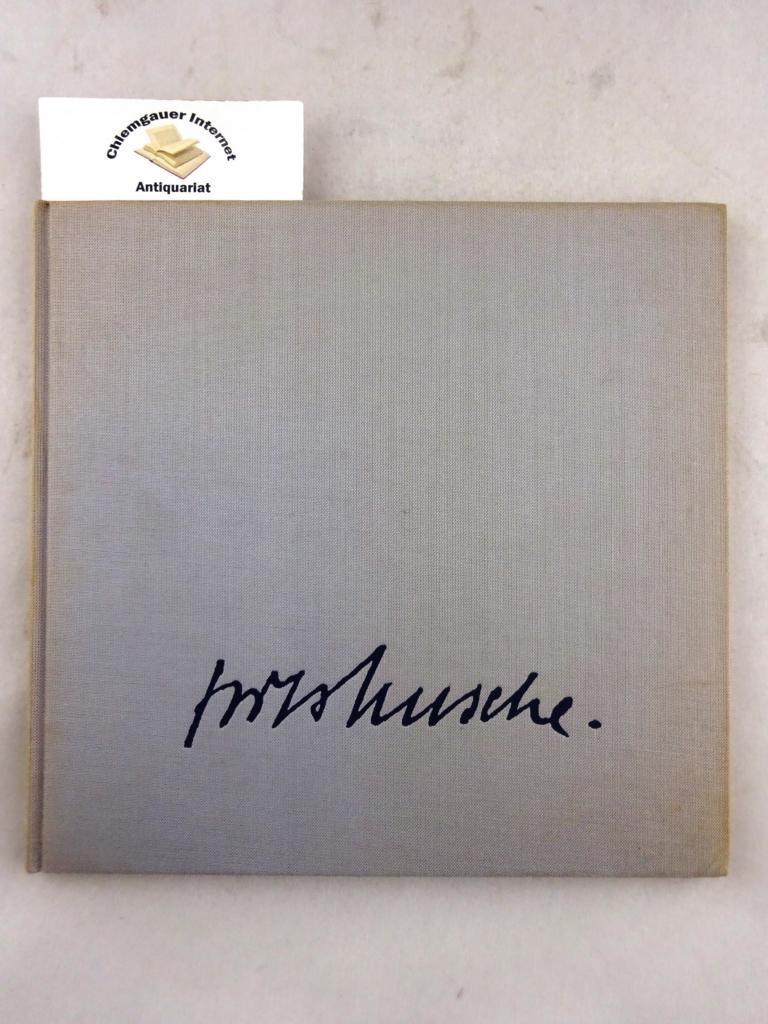 Fritz Busche zum 100. Geburtstag. ERSTAUSGABE.