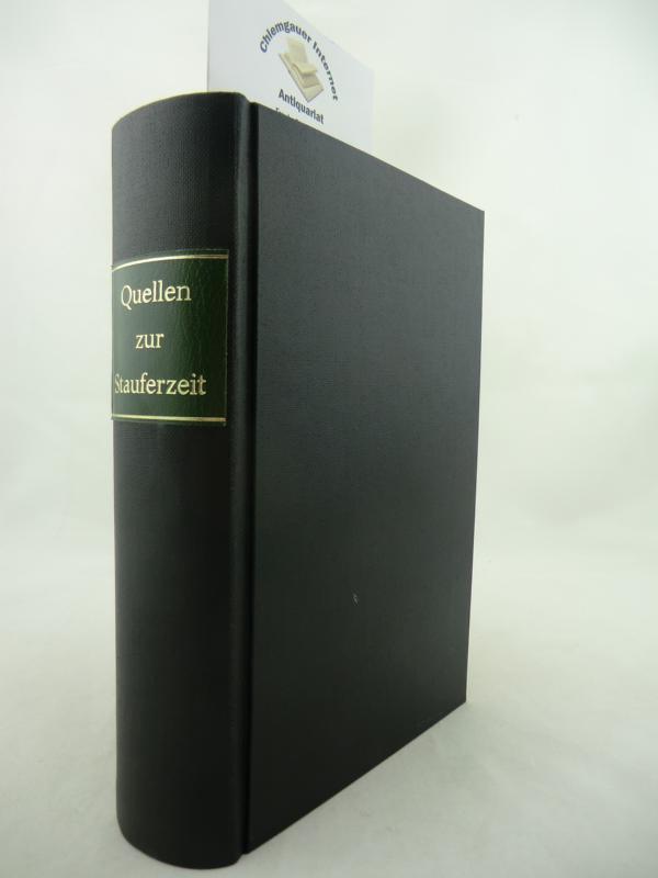 Scriptores rerum germanicum in usum scholarum ex monumentis germaniae historicis. DREI (3) Bände in einem Band.