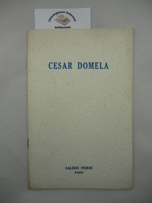 Tableaux-Objets de Cesar Domela.