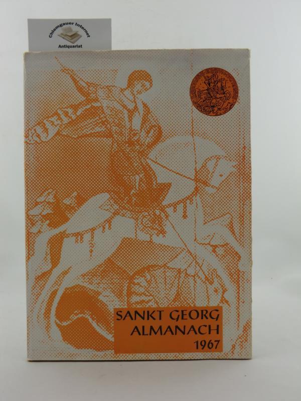 Sankt Georg Almanach 1967.
