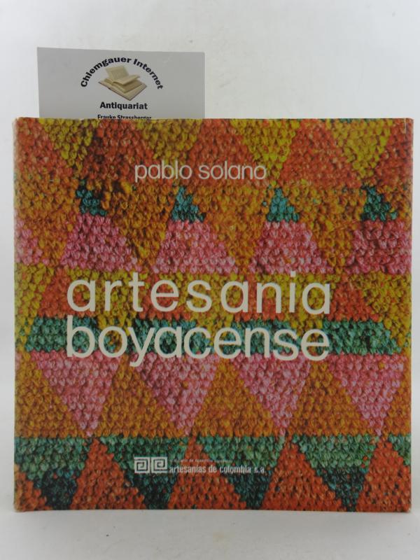 Artesania boyacense.