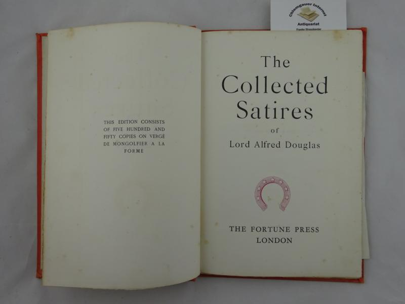 The Collected Satires.
