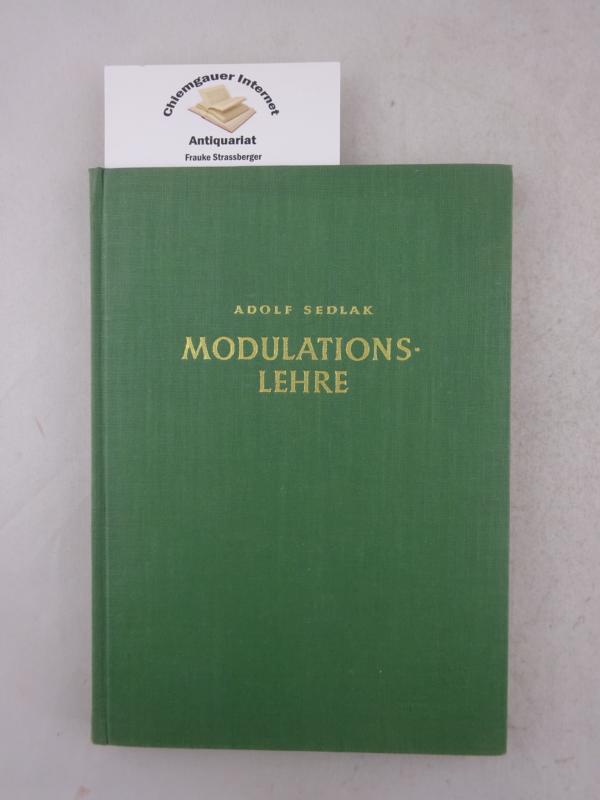 Modulationslehre. Herausgegeben von der Arbeitsgemeinschaft der Musikerzieher Österreichs. Zweite Auflage.