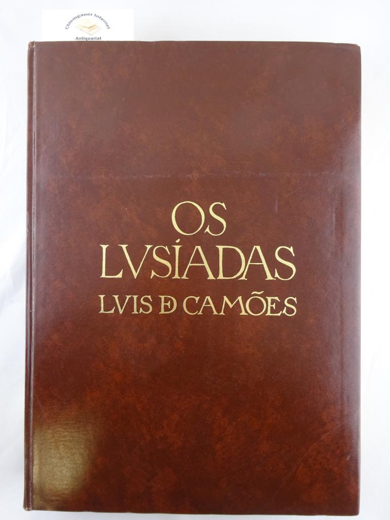 Os Lusiadas. Ediciao organizada por Antonio Jose Saraiva, Professor da Universidade de Lisboa.