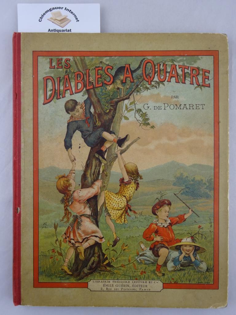 Les Diables a Quatre. Première édition