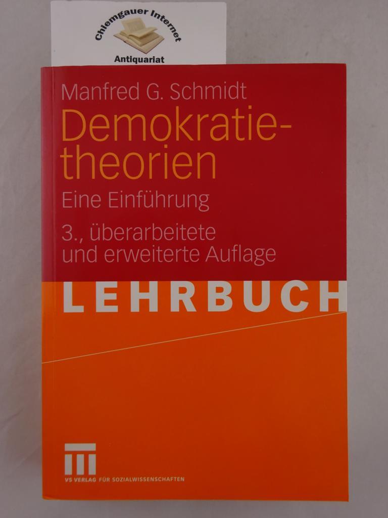Demokratietheorien : eine Einführung.