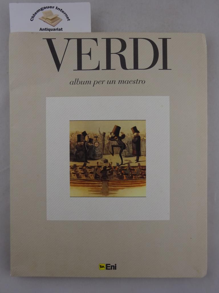 Verdi. Album per un maestro. A cura dell