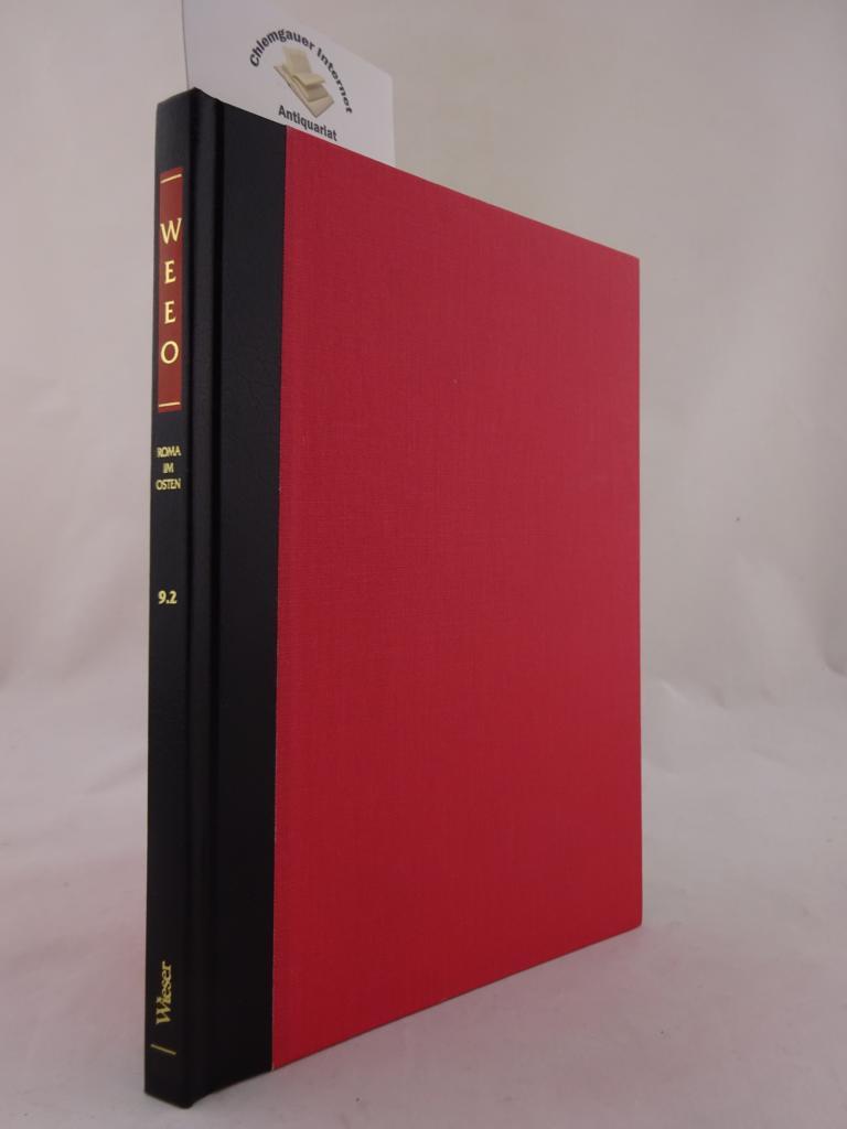 Wieser-Enzyklopädie des europäischen Ostens, Band 9.2: Roma im Osten Europas. Sozial- und kulturgeschichtliche Skizzen aus fünf Jahrhunderten