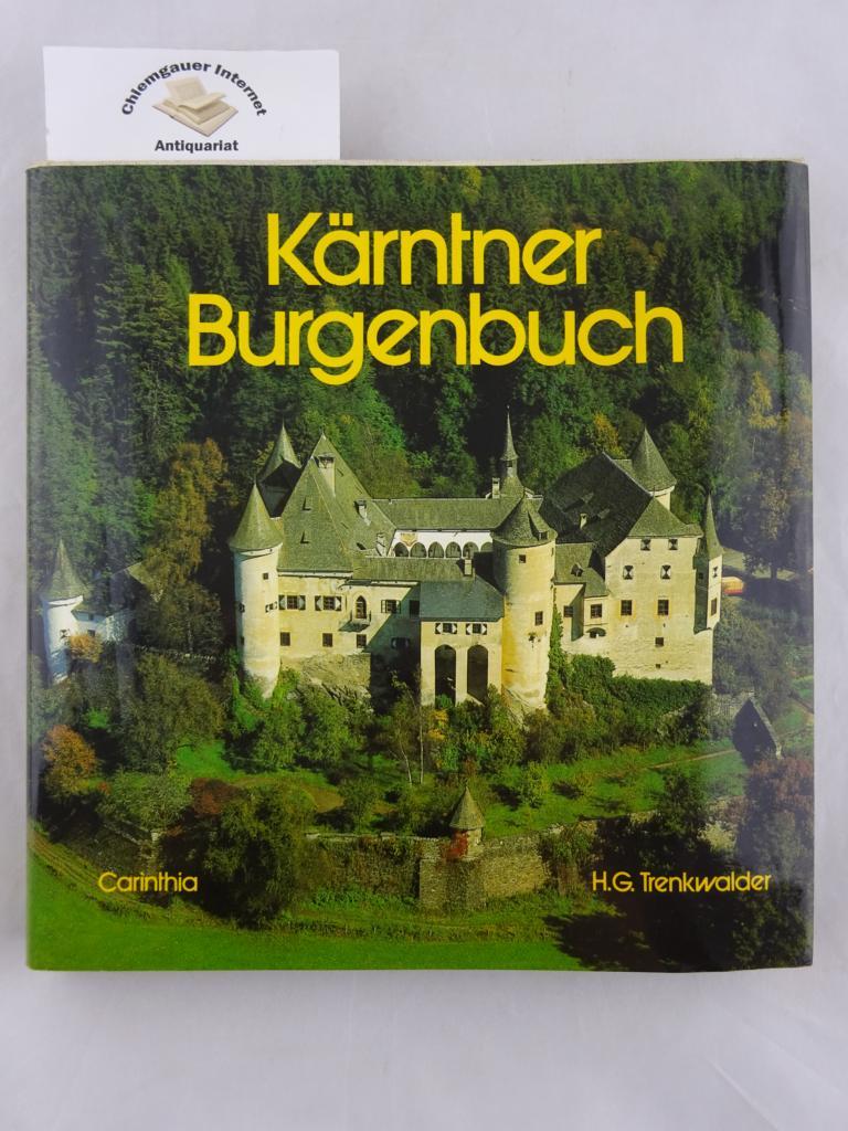 Kärntner Burgenbuch. ERSTAUSGABE.