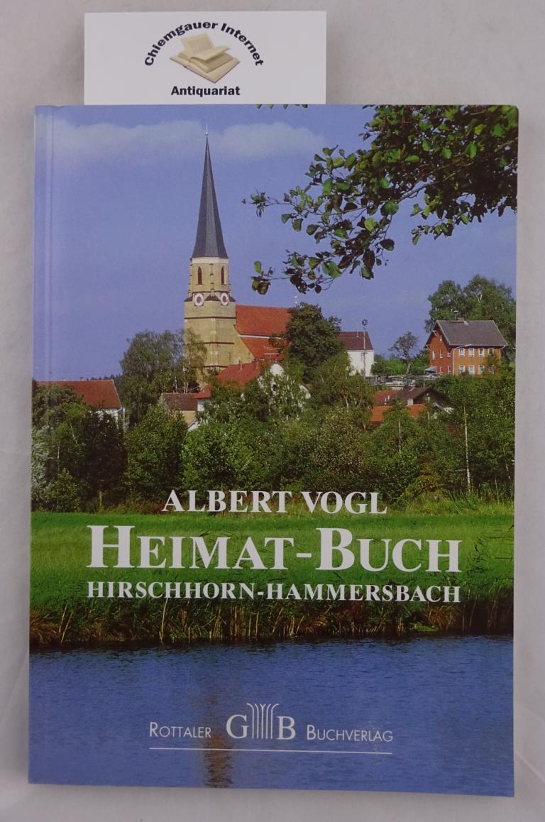 Heimat-Buch Hirschhorn-Hammersbach. ERSTAUSGABE.