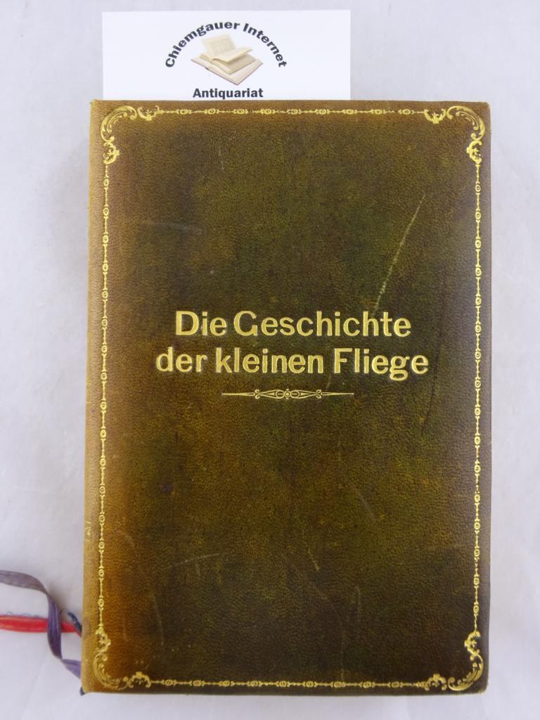 Wittner, Doris: Die Geschichte der kleinen Fliege. Ein Heine-Roman. ERSTAUSGABE.