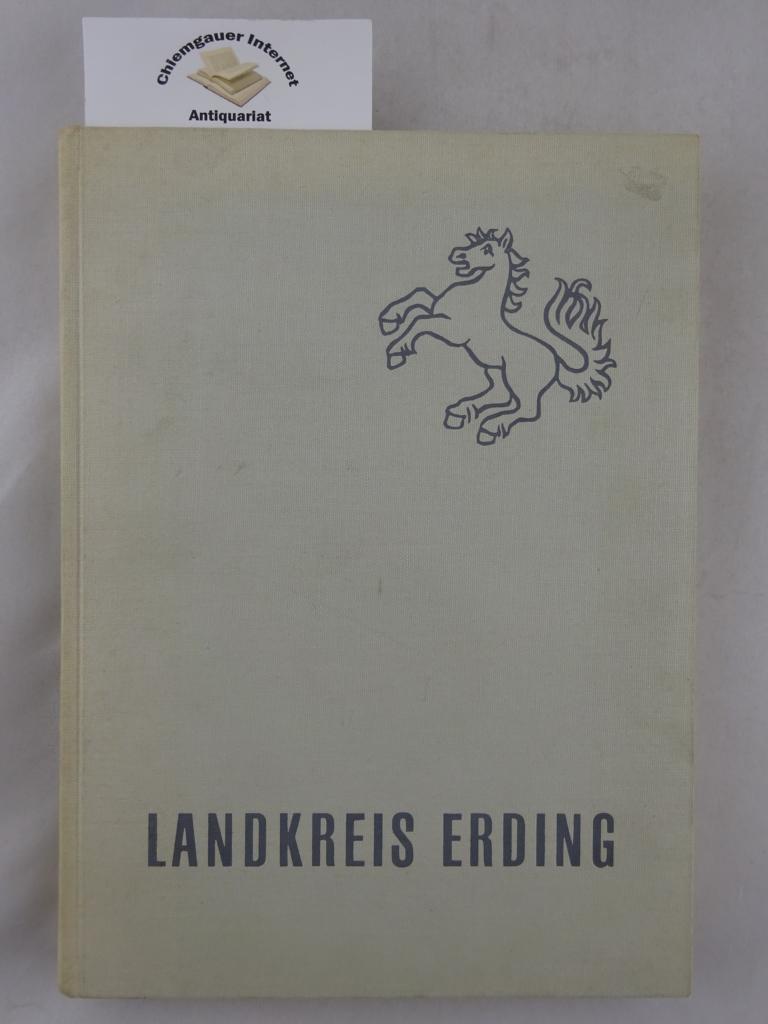 Press , Eugen: Im Zeichen des Pferdes. Ein Buch vom Landkreis Erding. ERSTAUSGABE.