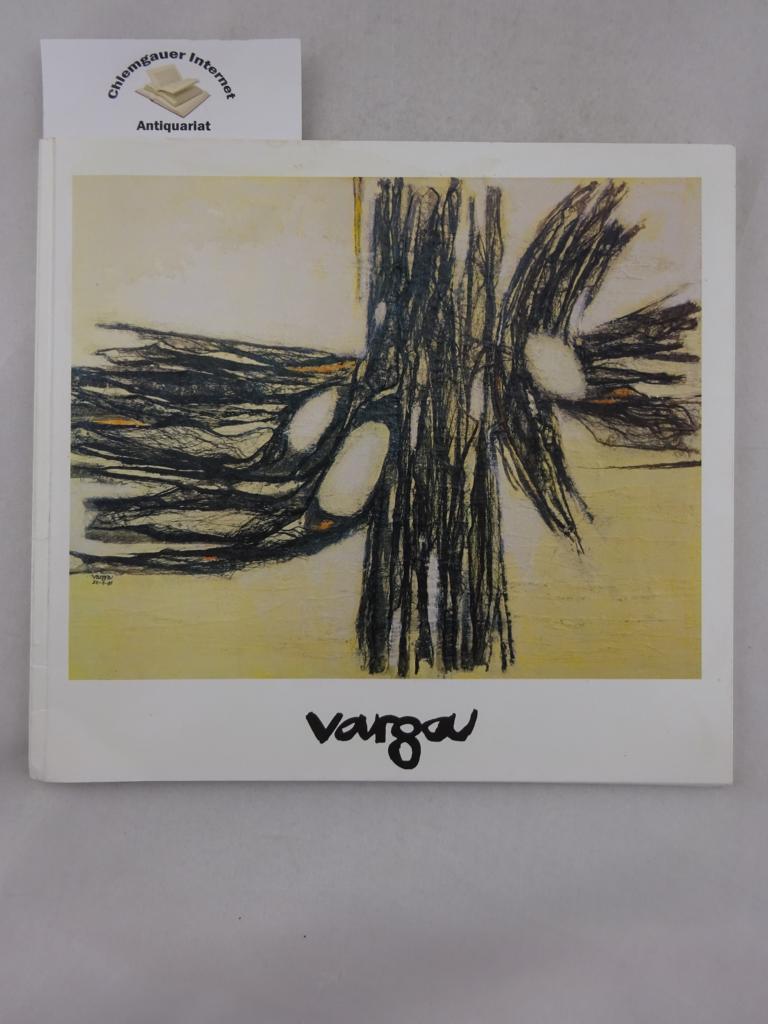 Varga, Feri: Feri Varga : Malerei, Plastik ; Ausstellung der Stadt Neustadt. Im Herrenhof Mussbach vom 1. Juni - 22 Juni 1986 / [Hrsg.: Stadt Neustadt an d. Weinstrasse]