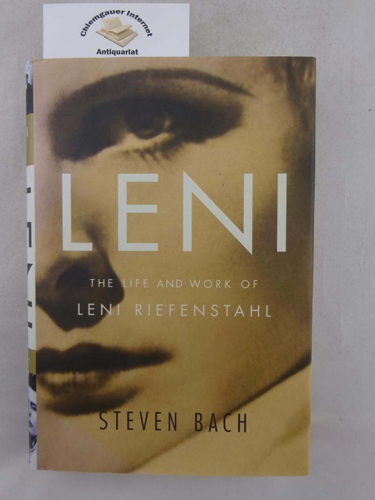 Leni – The Life and Work of Leni Riefenstahl.