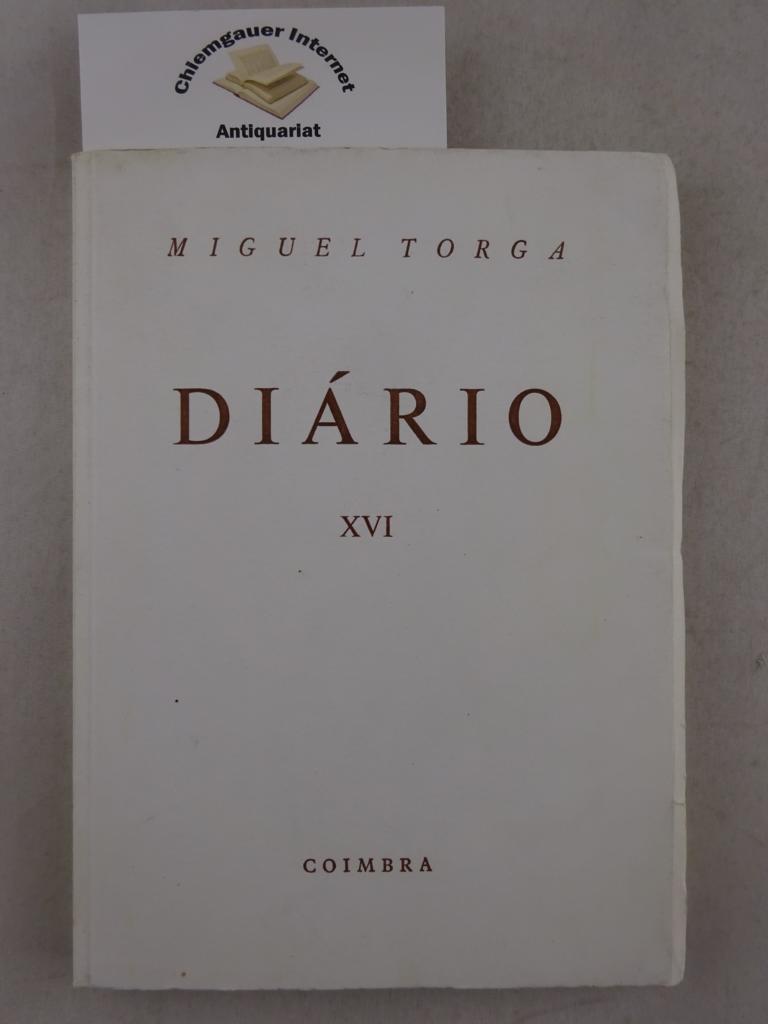 Diário XVI. ERSTAUSGABE.