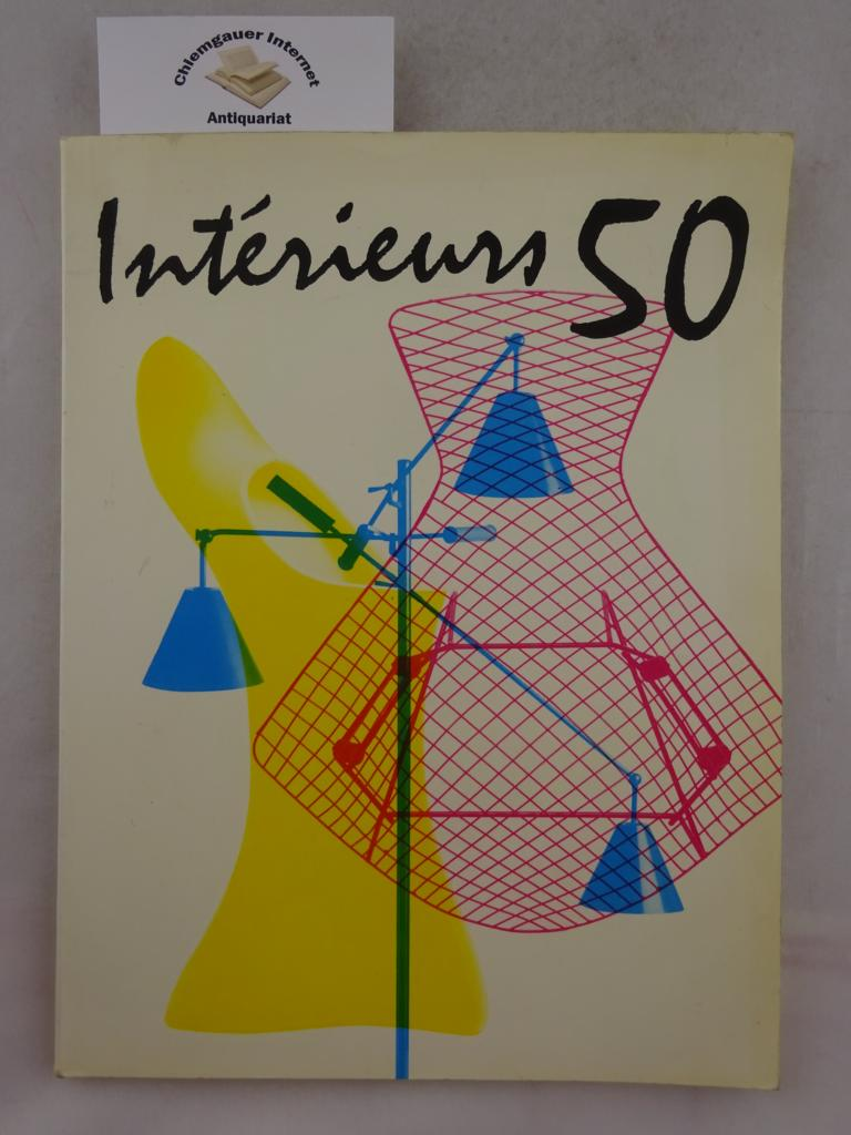Intérieurs 50. Apogée de la Géometrie Curviligne. Immeuble Pierre Cardin- Bruxelles octobre 1983.