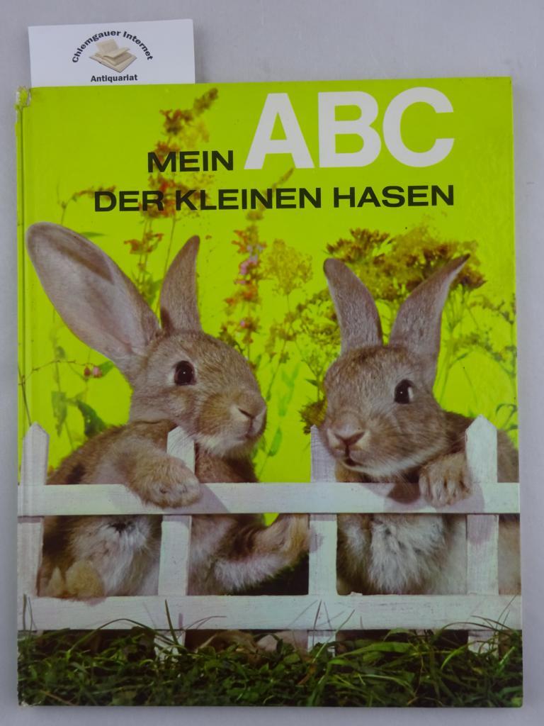 Mein ABC der kleinen Hasen. ERSTAUSGABE.