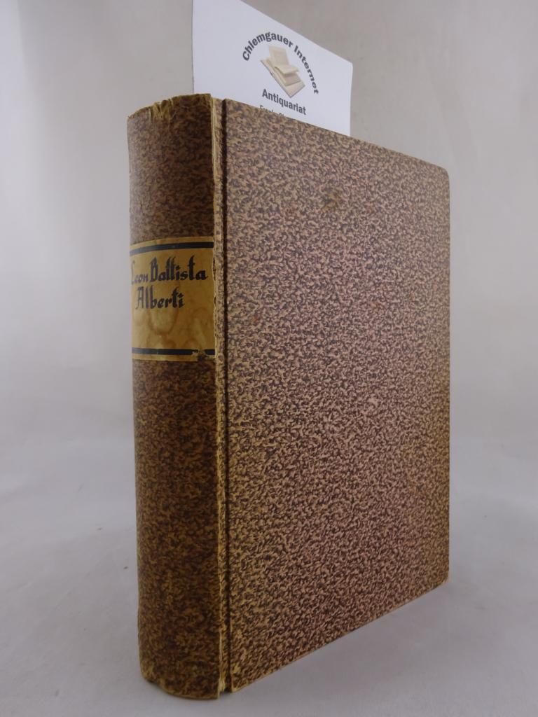 I primi tre libri della Famiglia. Annotati per le scuole medie superiori da Francesco Carlo Pellgrini.