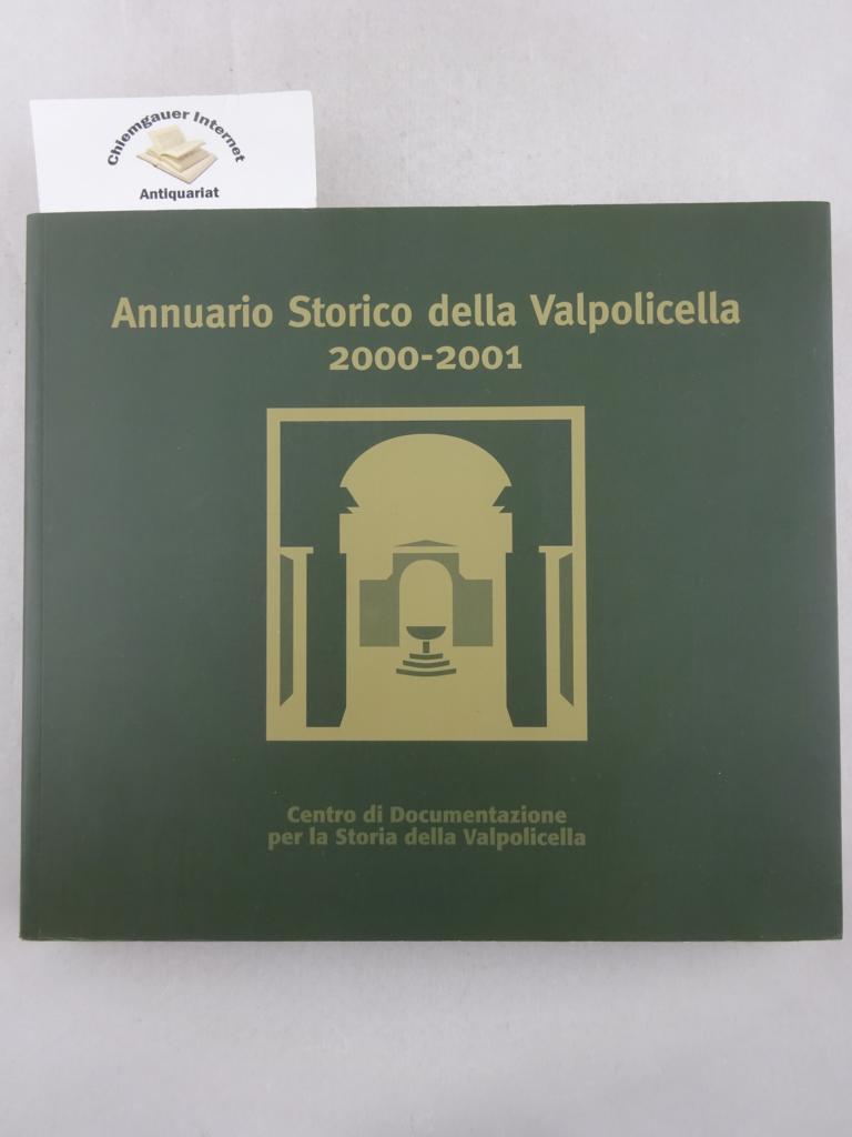 Brugnoli, Pierpaolo (ed.): Annuario Storico della Valpolicella 2000-2001.