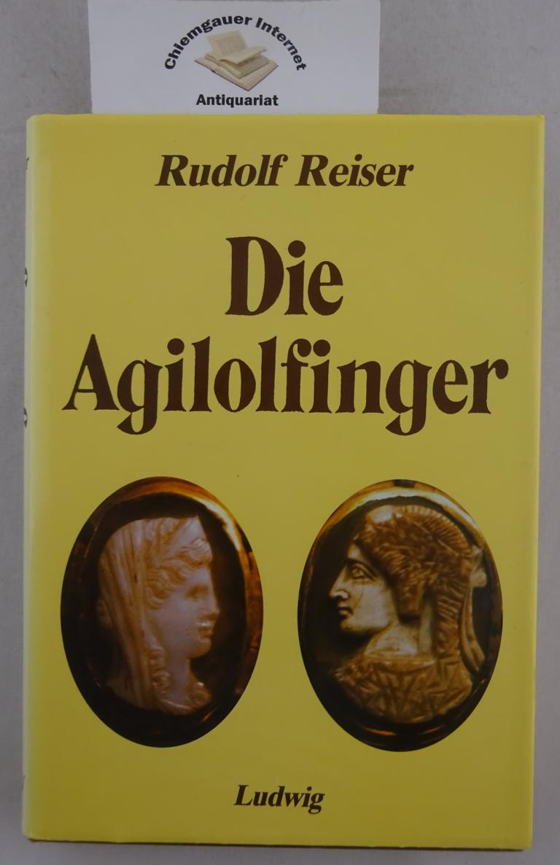 Reiser, Rudolf: Die Agilolfinger. 2. Auflage.