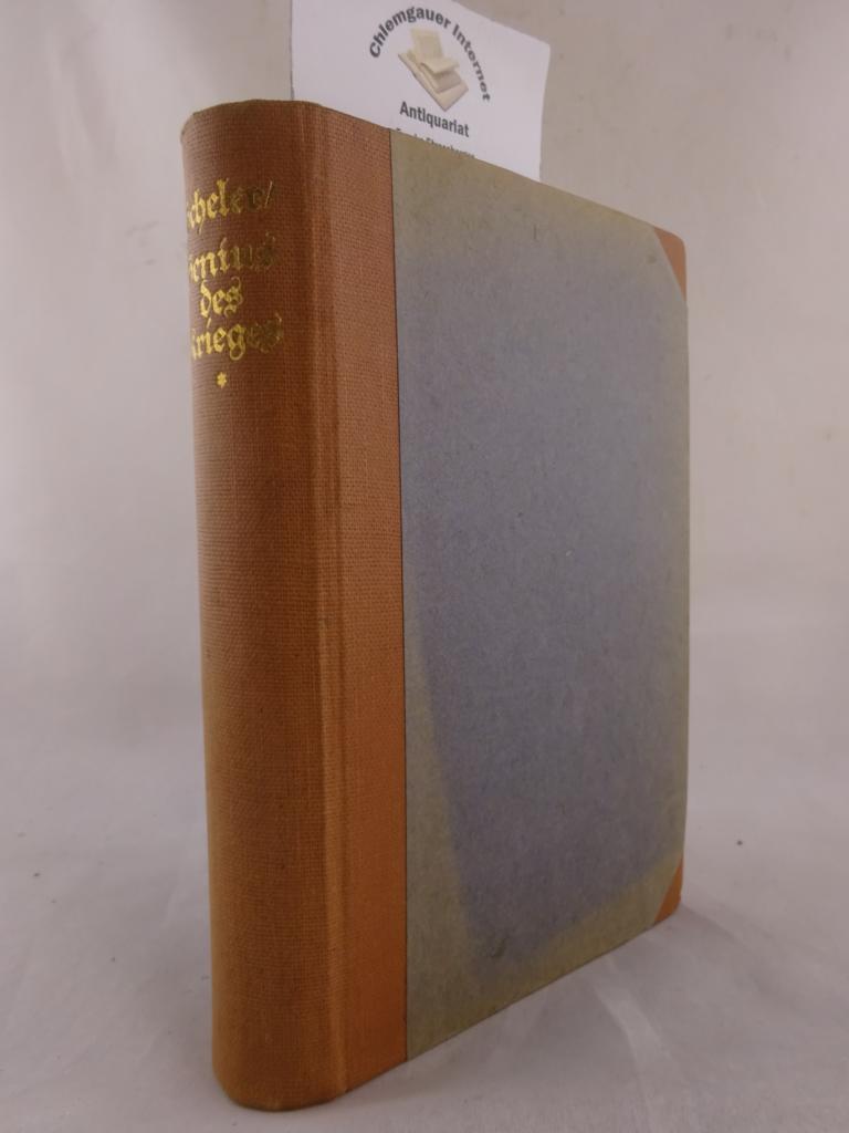 Der Genius des Krieges und der Deutsche Krieg. 3. , NEU DURCHGESEHENE Auflage. 5. bis 6. Tausend. MIt dem Vorwort zur zweiten Auflage von 1916.