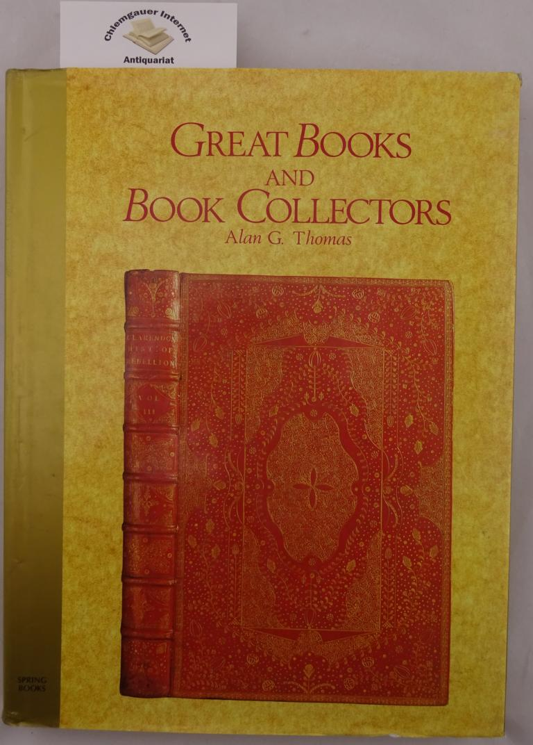 Great Books and Book Collectors.