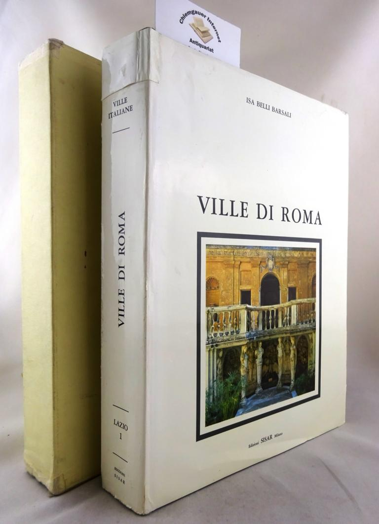 Ville di Roma. Lazio I.