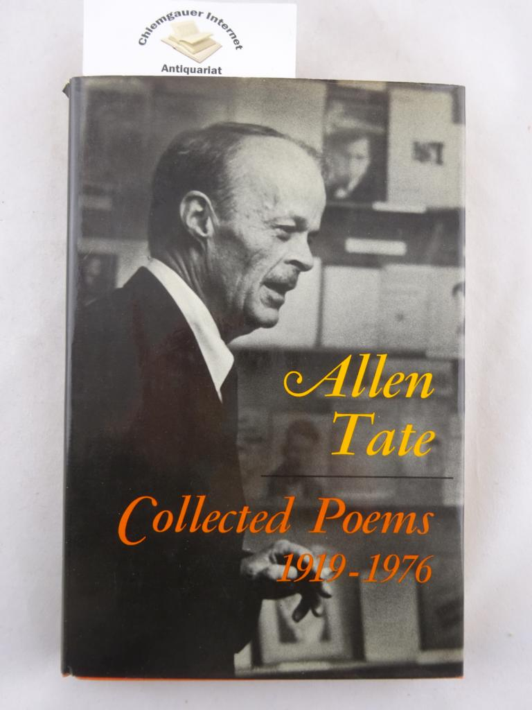 Collected  Poems. 1919 -1976.1919 First printing