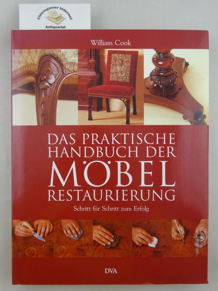 Das praktische Handbuch der Möbelrestaurierung : Schritt für Schritt zum Erfolg. Fotos von John Freeman. Aus dem Englischen übersetzt von Maria Gurlitt-Sartori unter Mitarbeit von Marianne Menzel. Deutsche ERSTAUSGABE.