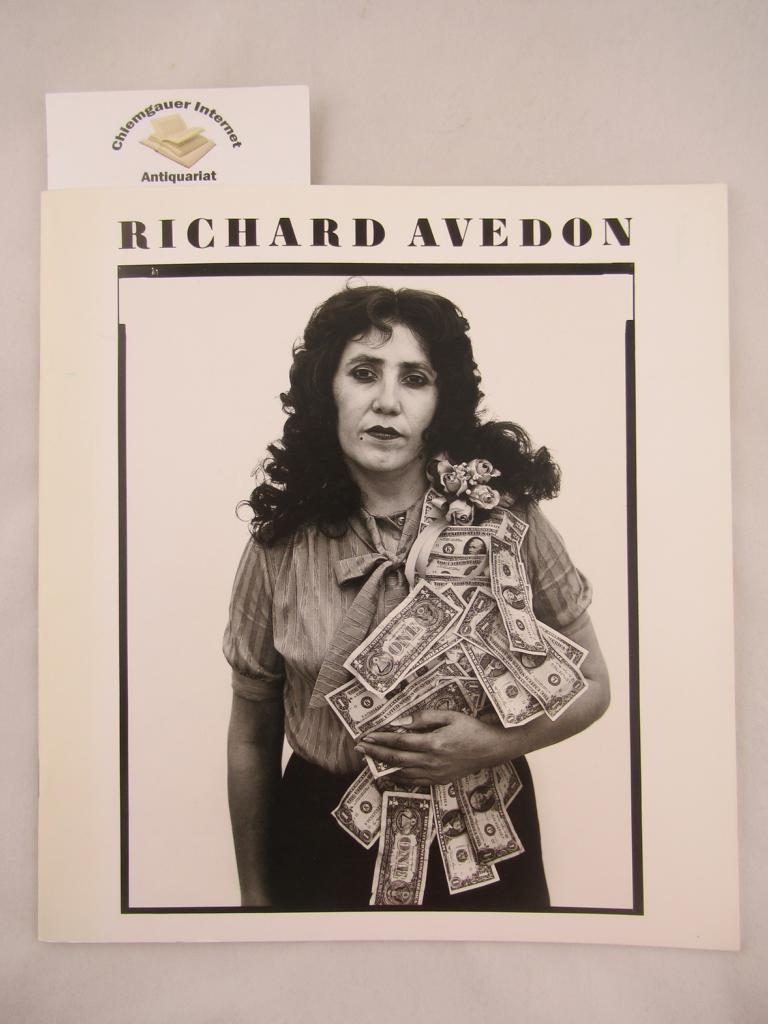 Richard Avedon. Photographs by the Recipient of the Hasselblad Prize 1991.