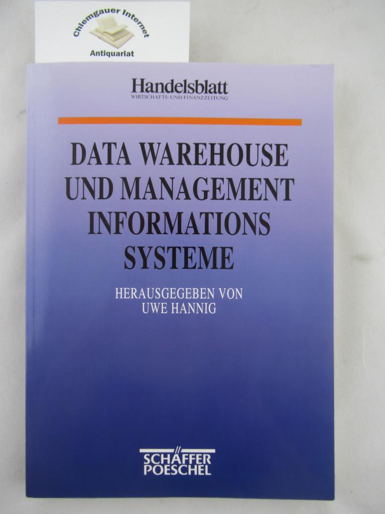 Data warehouse und Managementinformationssysteme. ERSTAUSGABE.