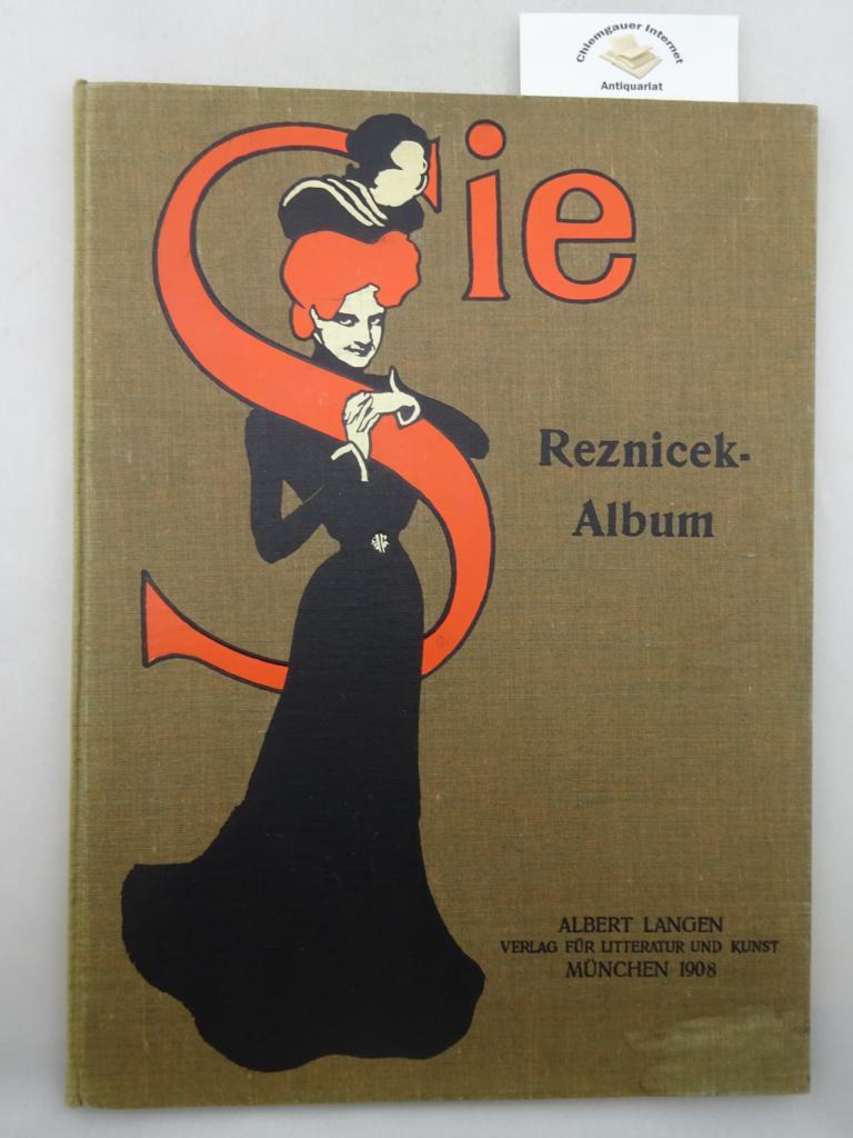 Sie Reznicek-Album Siebentes vis zehntes Tausend.