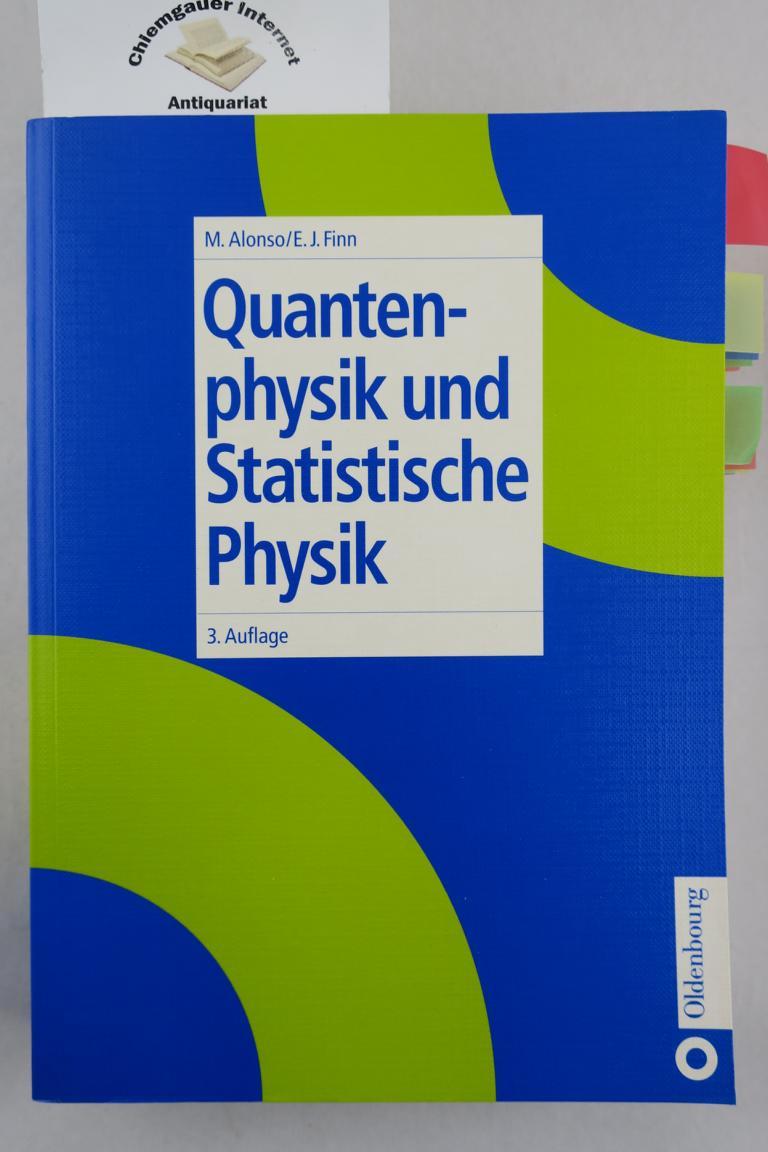 Quantenphysik und statistische Physik. Übersetzung von: Annemarie Beckmann. Hrsg. von: Peter Beckmann. 3., durchgesehene Auflage.