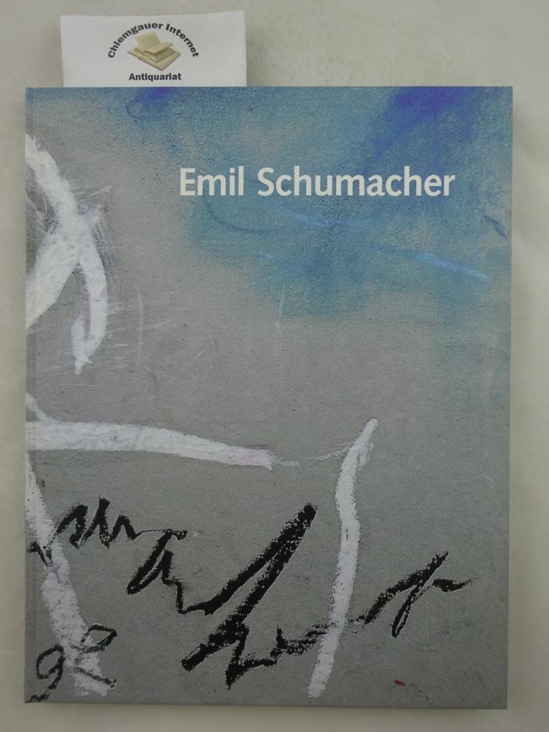 Schumacher, Emil, Erich Schneider  und Franz Niehoff: Emil Schumacher :