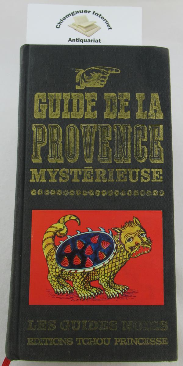 Guide de la Provence  mysterieux.