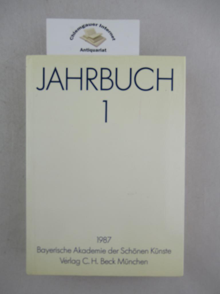 Jahrbuch 1.