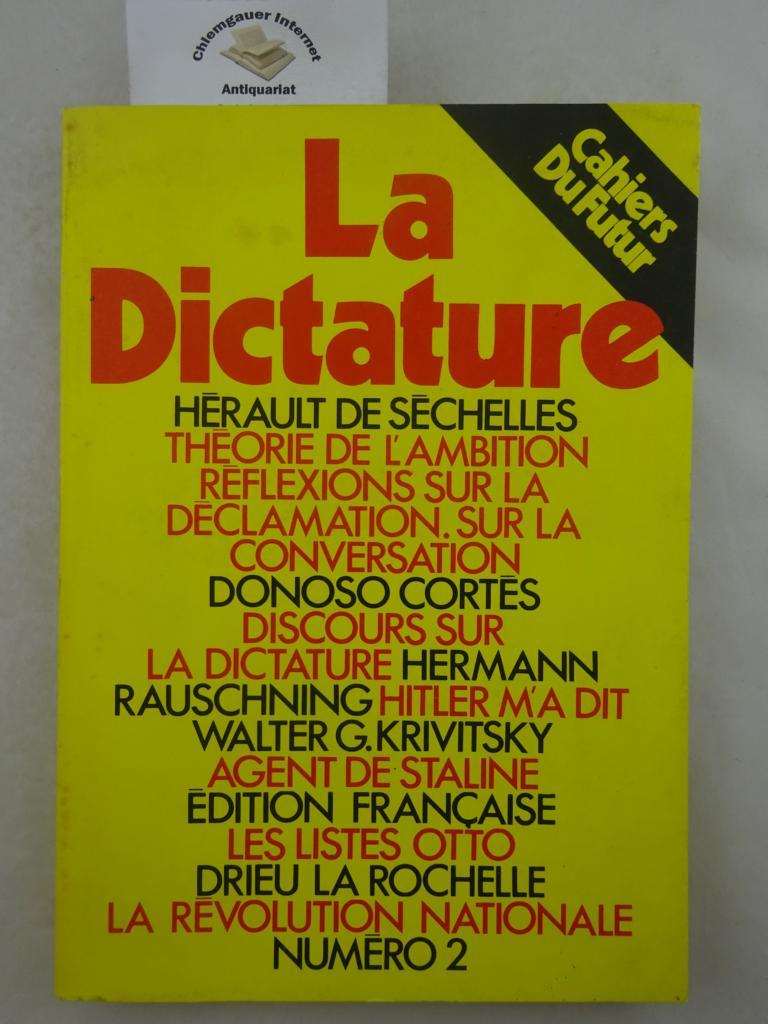 Les Cahiers du Futur. Numéro 2.