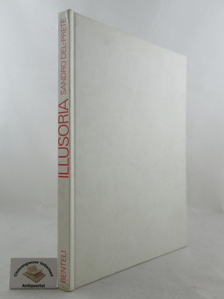 Illusoria. Ein Reisebericht und unglaubliche Bilder aus dem neuentdeckten Illusorialand. ERSTAUSGABE.