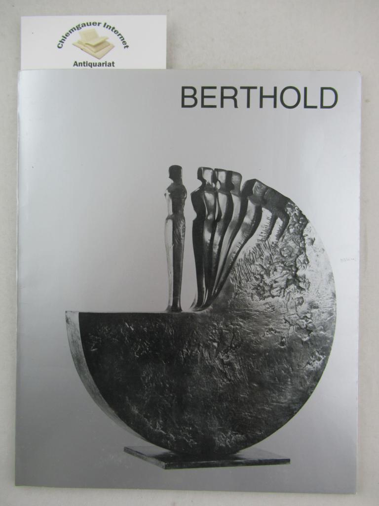 Sculptures. 23. September to 18 October 1980.