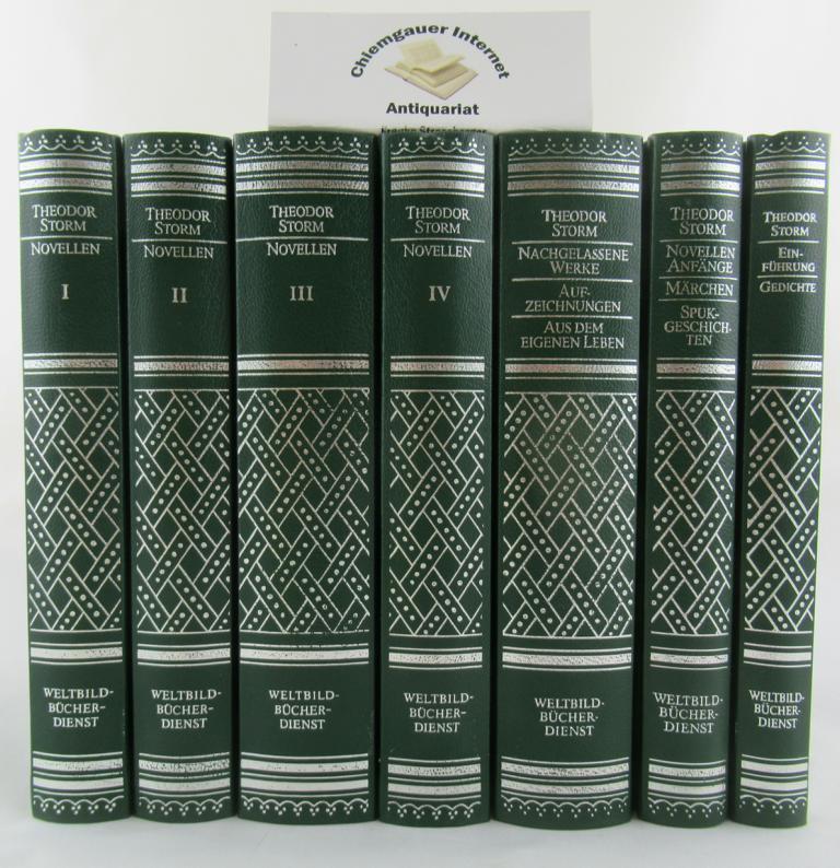 Werke in SIEBEN (7) Bänden.