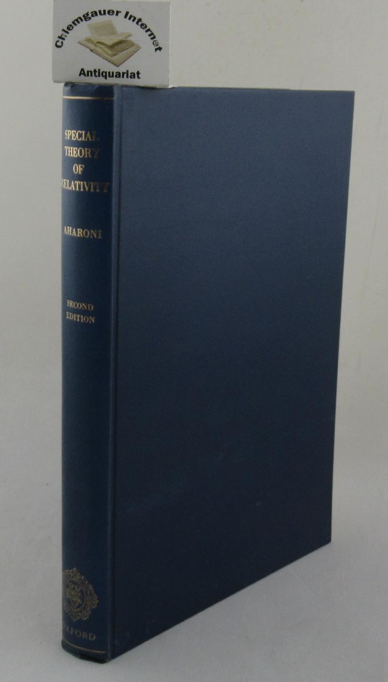 The Special Theory of Relativity. Second edition. With a preface to the second revised edition.