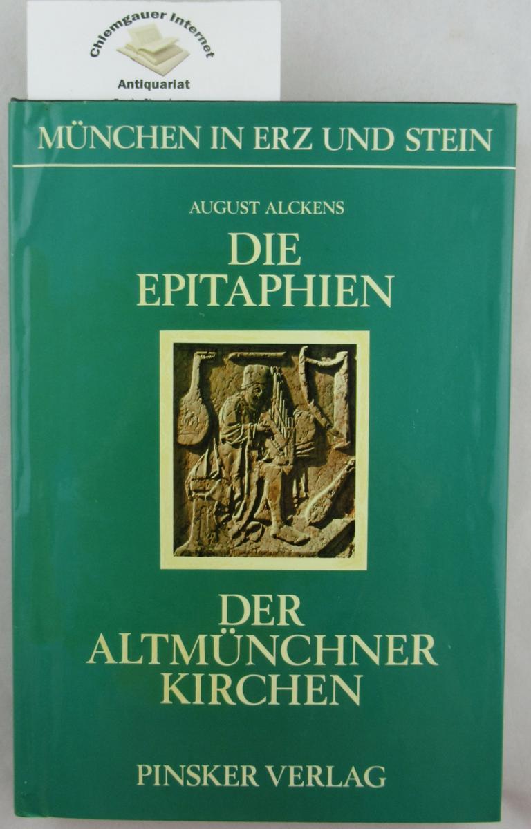 Die Epitaphien der Altstadt-Kirchen . Fotos: Helmut Münch. ERSTAUSGABE.