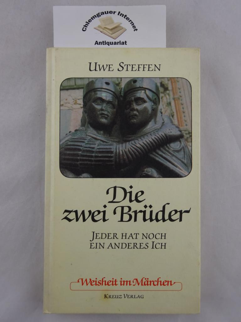 Die zwei Brüder : jeder hat noch ein anderes Ich. 1. Auflage. ERSTAUSGABE.