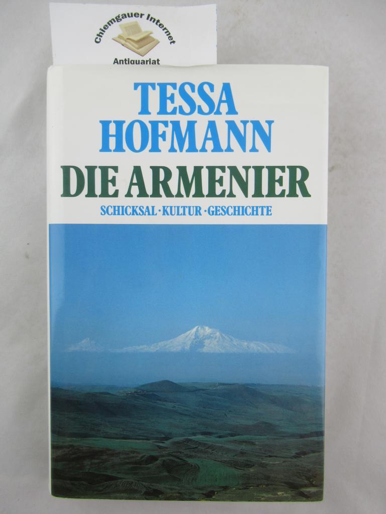 Savvidis, Tessa: Die Armenier : Schicksal, Kultur, Geschichte. ERSTAUSGABE.
